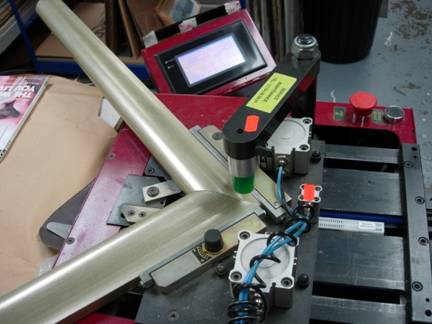 Frame Jointing